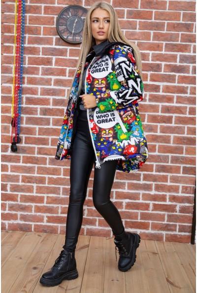 Куртка женская  цвет разноцвет  131R18401-1 67566