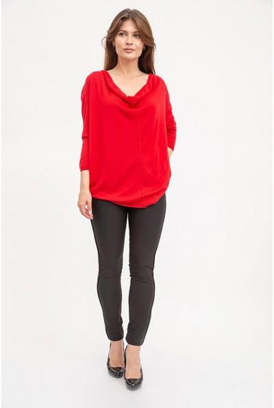 Джемпер женский 117R108 цвет Красный
