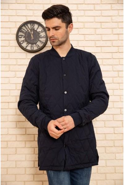 Куртка мужская стеганая демисезонная цвет Синий 129R5699 50846