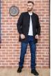 Куртка мужская стеганая демисезонная цвет Черный 129R5699 недорого