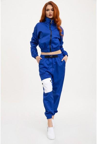 Спорт костюм женский 103R2029 цвет Электрик