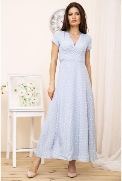 Платье 104R923 цвет Голубой
