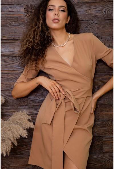 Платье женское  цвет бежевый 131R2701 63108