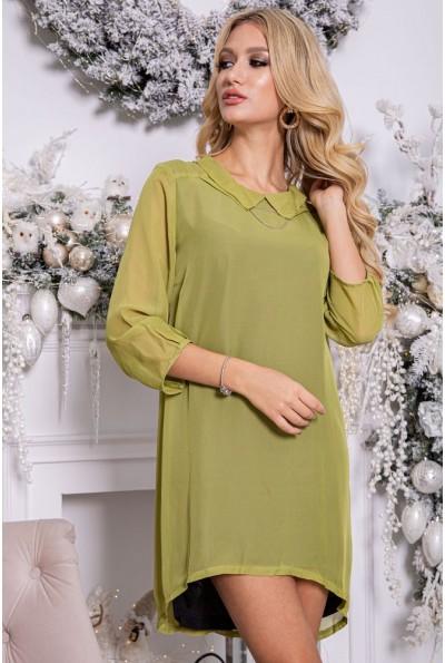 Платье 115R2102 цвет Светло-зеленый 42963