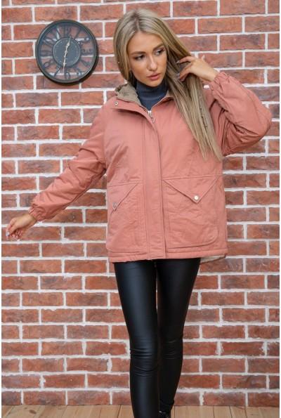 Куртка женская  цвет терракотовый 131R1935-1 67572