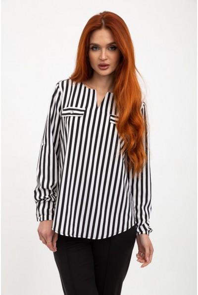 Блуза женская 119R118S цвет Черно-белый