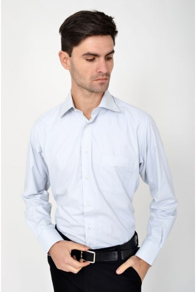 Рубашка 113RPia28 цвет Серый