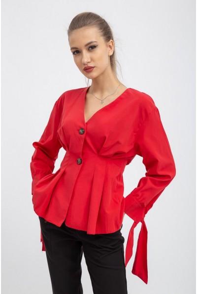Блуза 103R0826 цвет Красный