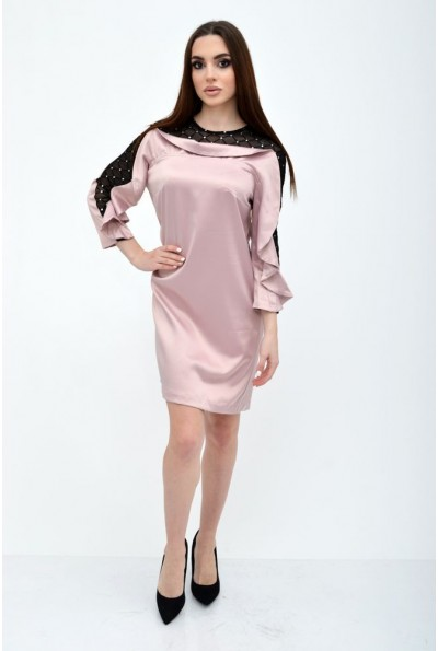 Платье женское 115R358 цвет Розовый
