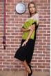 Платье  цвет бежево-зеленый 150R621 стоимость