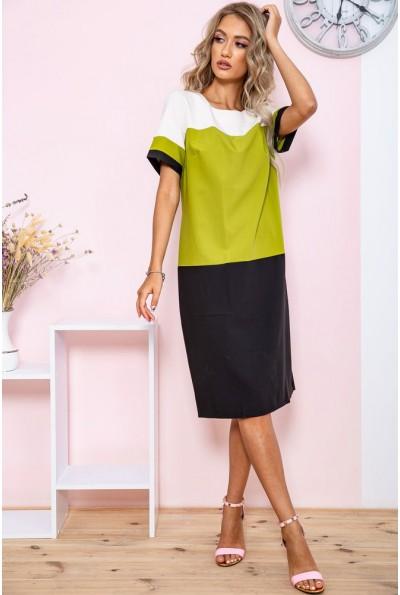 Платье  цвет светло-зеленый 150R621 65088
