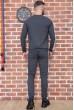 Однотонный мужской спортивный костюм 131R301-08 стоимость
