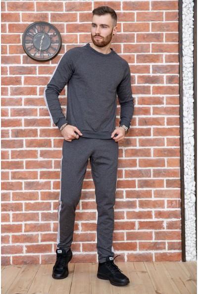 Однотонный мужской спортивный костюм 131R301-08 60294