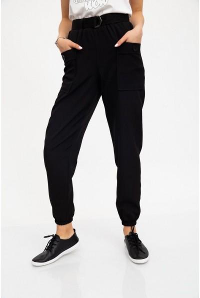 Брюки женские 119R115R цвет Черный