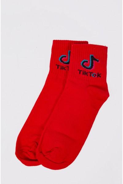 Носки женские 151R101 цвет Красный 56876