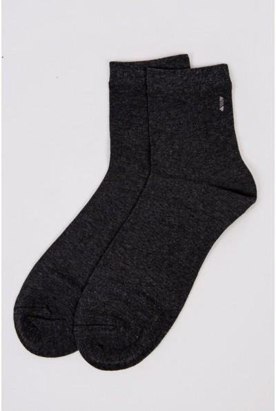 Носки мужские 151R556-1 цвет Темно-серый