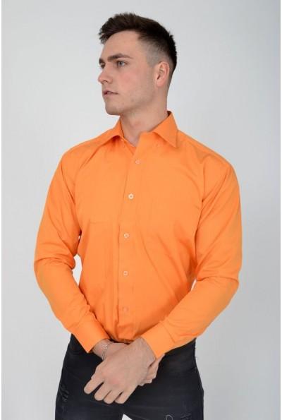 Рубашка Zeg 818-94 цвет Оранжевый