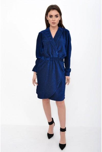 Платье женское 115R362 цвет Электрик