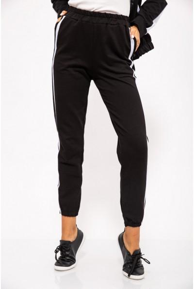Брюки женские 119R520 цвет Черный