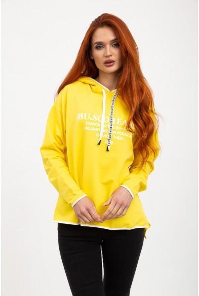 Батник женский 119R386 цвет Желтый