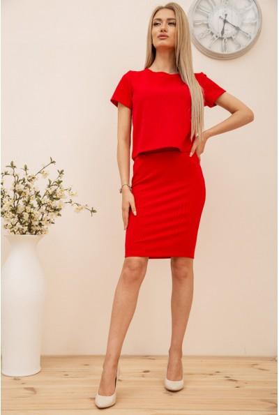 Костюм женский 102R193 цвет Красный 56182