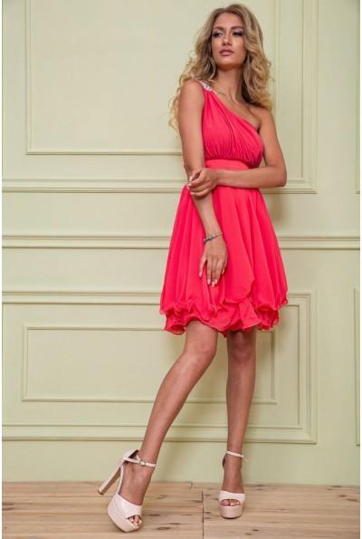 Платье 167R748 цвет Коралловый 59424