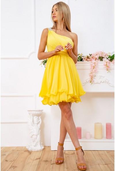 Платье 167R748 цвет Желтый 59422