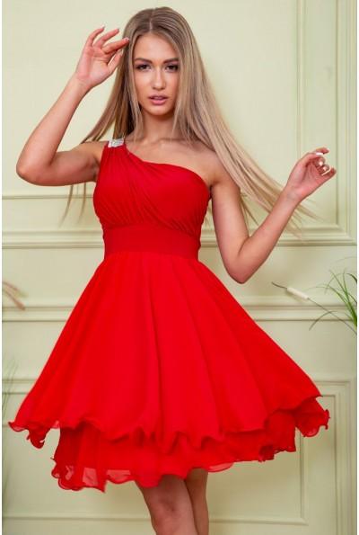 Платье 167R748 цвет Красный 59426