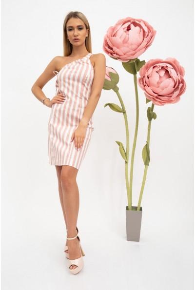 Платье женское 115R3301 цвет Пудровый