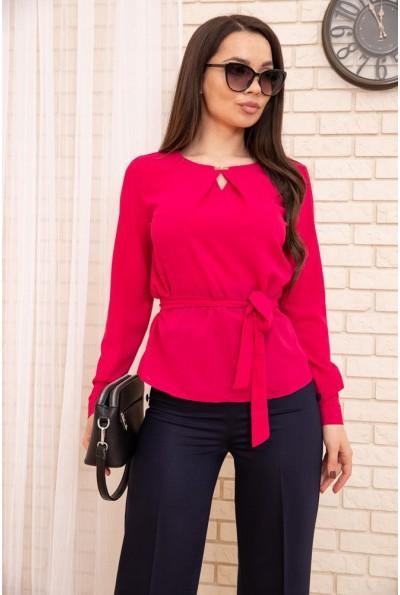 Блуза женская  цвет малиновый 172R2-1 55702