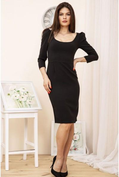Платье 167R0128 цвет Черный