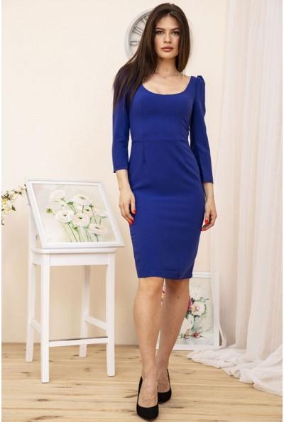 Платье 167R0128 цвет Электрик