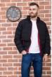 Куртка мужская  цвет черный 129R8088-1 недорого