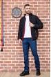 Куртка мужская  цвет черный 129R8088-1 стоимость