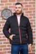 Купить Куртка мужская  цвет черный 129R8088-1 66936