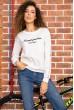 Купить Батник женский  цвет белый 180R537 64067