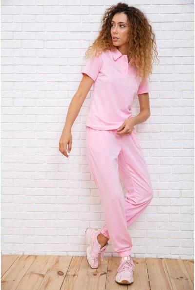 Спорт костюм женский  цвет розовый 181R010 66636