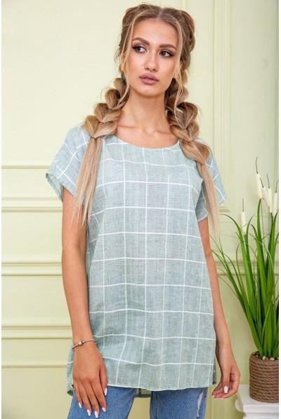 Блуза женская  цвет оливковый 119R1-3 58616