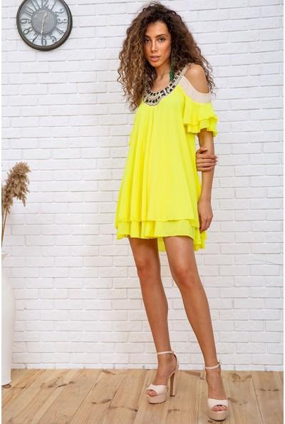 Туника 167R759 цвет Желтый 59306