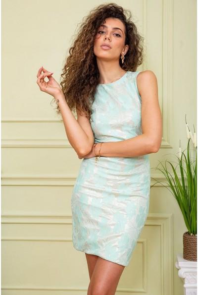Платье 167R1089 цвет Мятный 59225