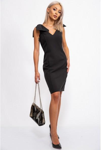 Платье 150R484 цвет Черный