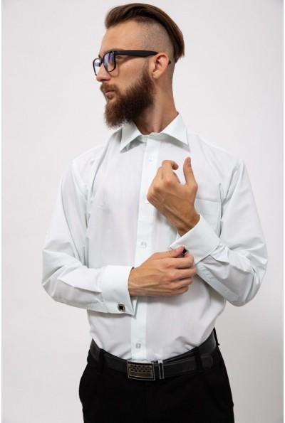 Рубашка мужская нарядная 500-24 цвет Мятный