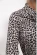 Платье женское 112R485-1 цвет Леопардовый цена 599.0000 грн