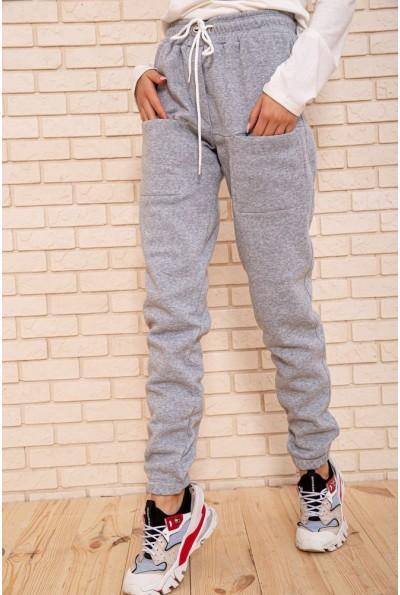 Спортивные штаны 102R143 цвет Серый