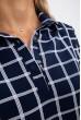 Костюм женский 119R115-1 цвет Темно-синий скидка