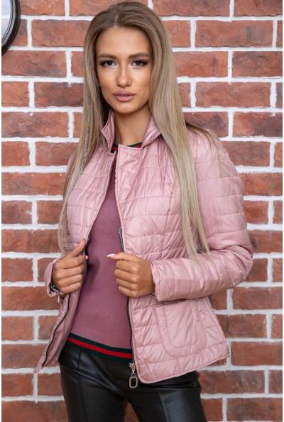 Куртка женская  цвет пудровый 131R134647 66493