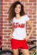 Купить Костюм женский  цвет красно-белый 179R322 64375