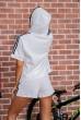 Костюм женский  цвет белый 180R10-1 стоимость