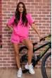 Купить Костюм женский  цвет розовый 180R10-1 63910