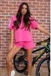 Костюм женский  цвет розовый 180R10-1 недорого
